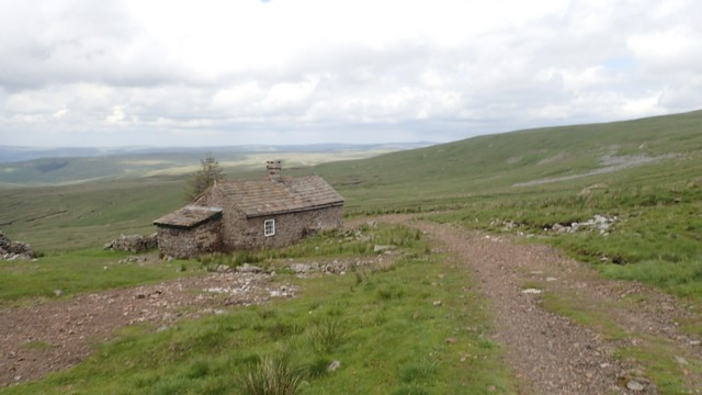 Greg's Hut bothy
