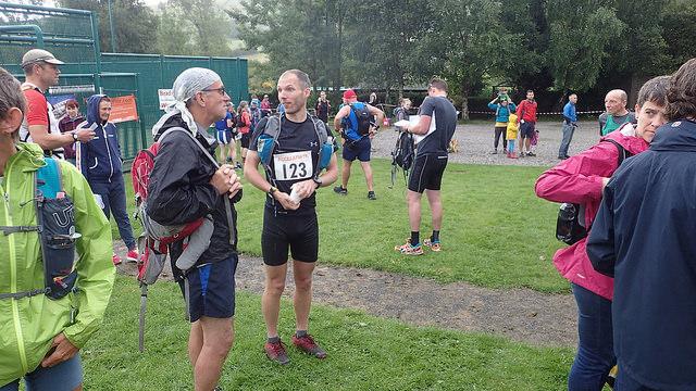 Andy Robinson & Ken Sutor, both looking pretty gormless